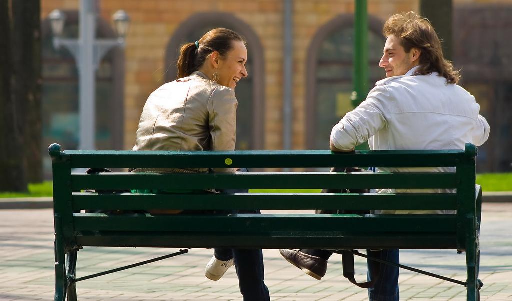 как нужно себя вести чтобы познакомиться с парнем