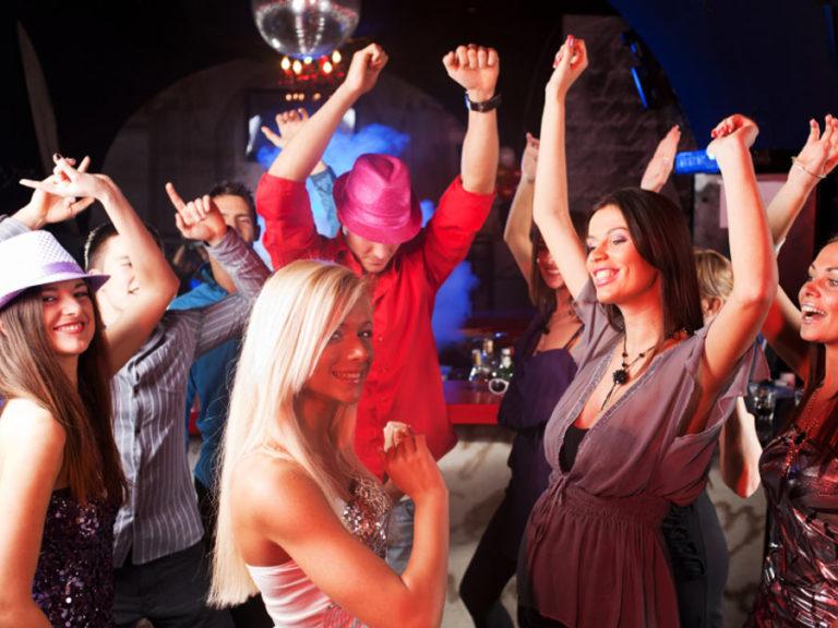 Сценарий новогодней дискотеки для молодёжи с конкурсами