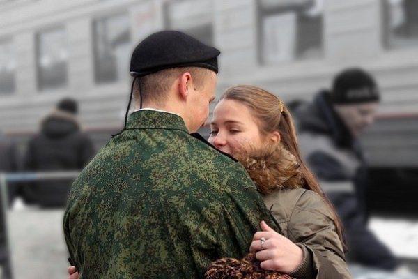 Знакомства с мужчинами военными